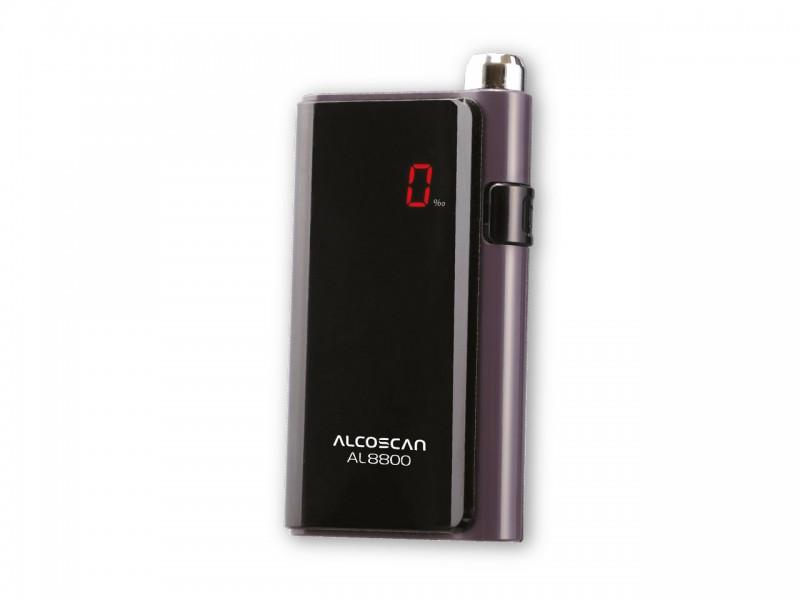 AL 8800 - Osobný/firemný alkohol tester Fuel Cell