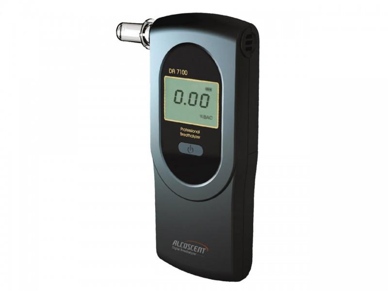 DA 7100 - Osobný/firemný alkohol tester Fuel Cell