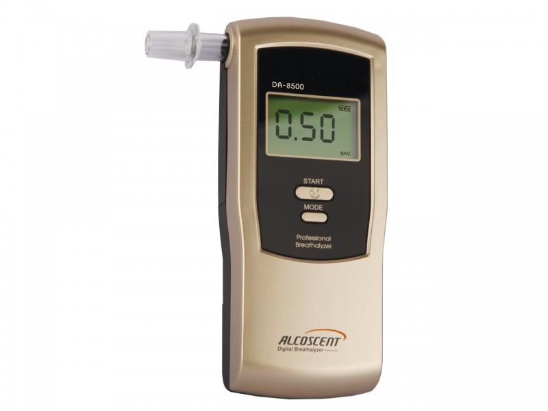 DA 8500 - Firemný alkohol tester Fuel Cell