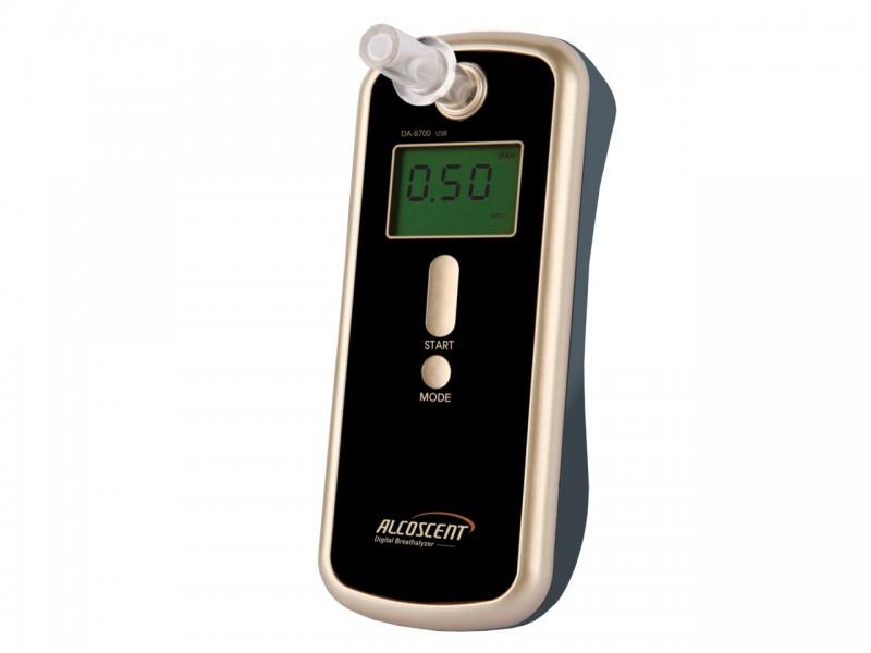DA 8700 USB - Firemný alkohol tester Fuel Cell