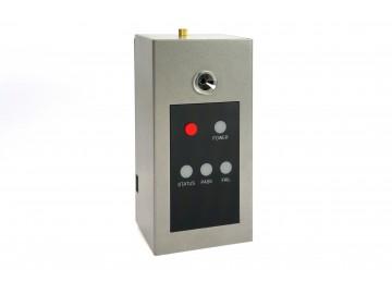 EBS - vstupný terminál s kontrolou alkoholu v dychu