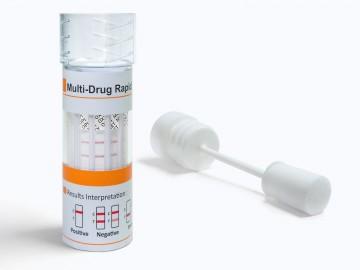 Jednorázový test na drogy zo slín - iScreen® 9