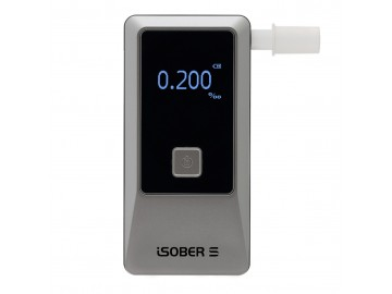 iSOBER S Pro - Firemný alkohol tester Fuel Cell