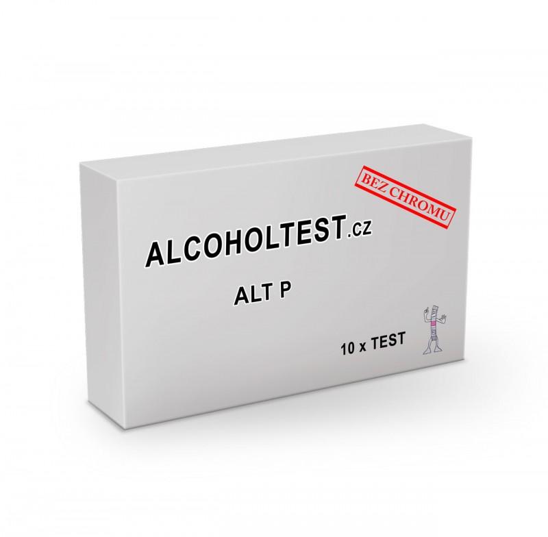 Detekčné trubičky Alkoholtest ALT P á 10ks